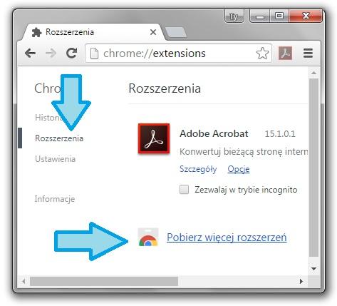 google_chrome_rozszerzenia
